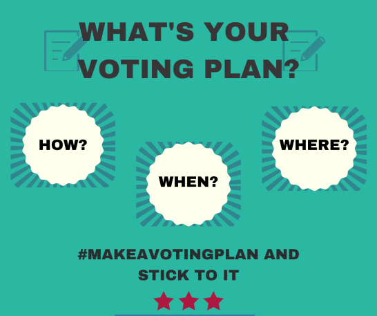 Make A Voting Plan